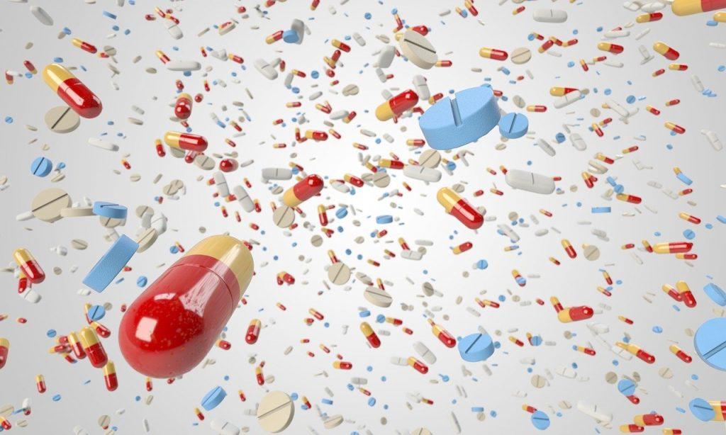pill, capsule, flying